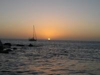 sunset trip