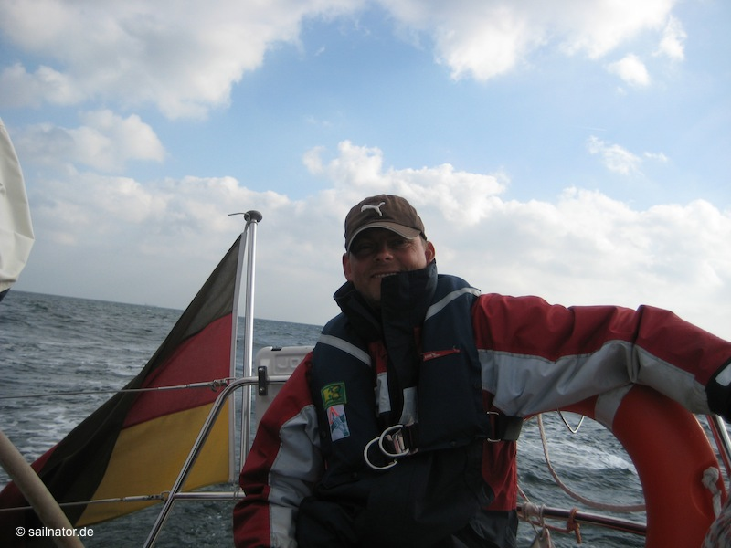 Co-Skipper Alexander