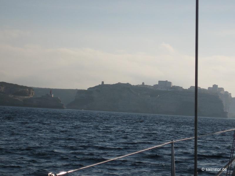 Anfahrt Bonifacio