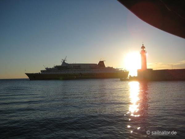 Sonnenaufgang Bastia