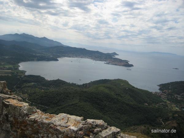 Bucht von Portoferraio