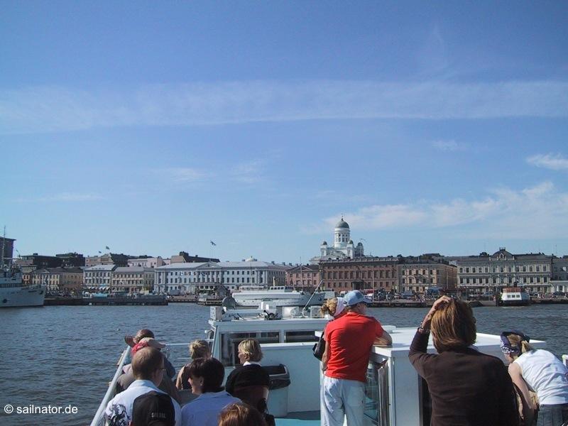 Hafenrundfahrt Helsinki