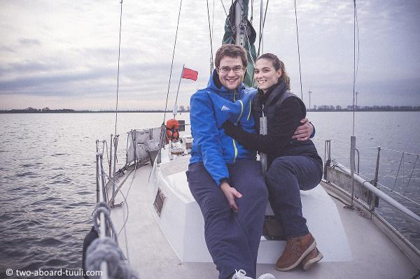 Kristy und Thomas