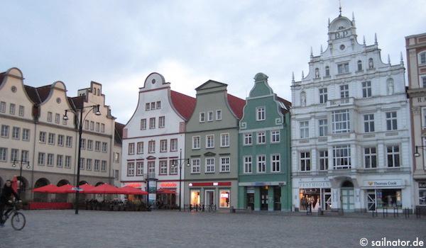 Marktplatz Rostock