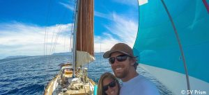 Sailing Vessel Prism | Interview