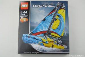 LEGO® TECHNIC Racing Yacht | Produktvorstellung